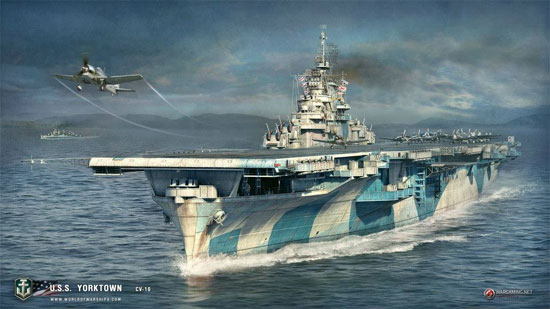 World of WarShips ScreenShots!