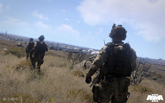 BattleField 4 vs Arma 3 vs Call of Duty Ghosts