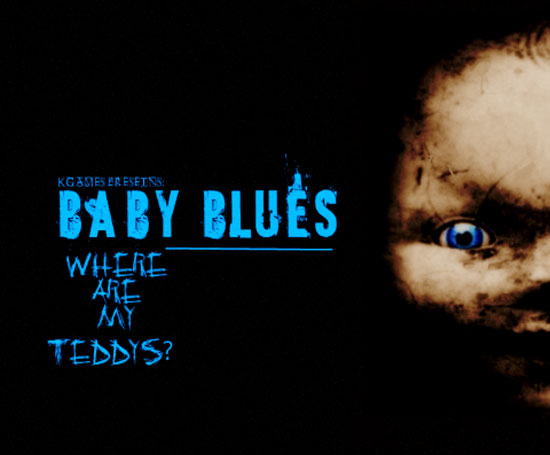 Baby Blues – Toddler Horror Game