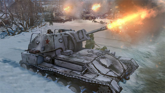Company of Heroes 2 Open Beta is LIVE!