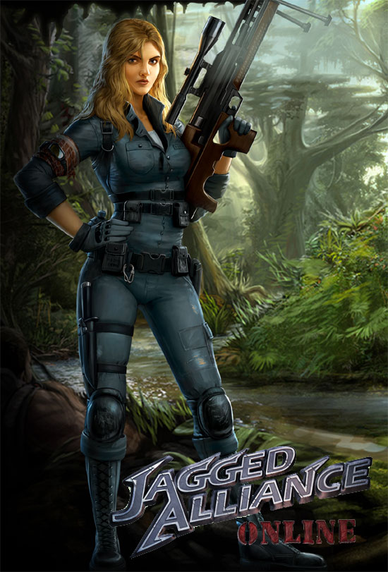 Jagged Alliance Online released on Steam!