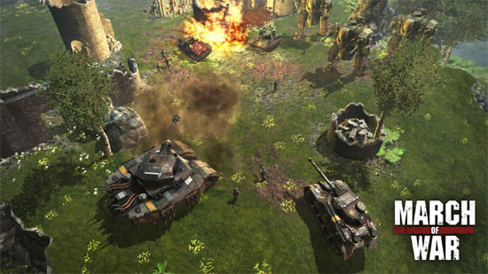 March of War on Steam