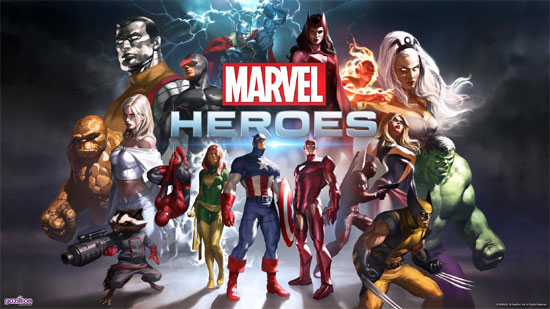 Marvel Heroes on Steam