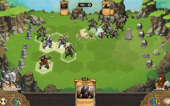 Scrolls Open Beta