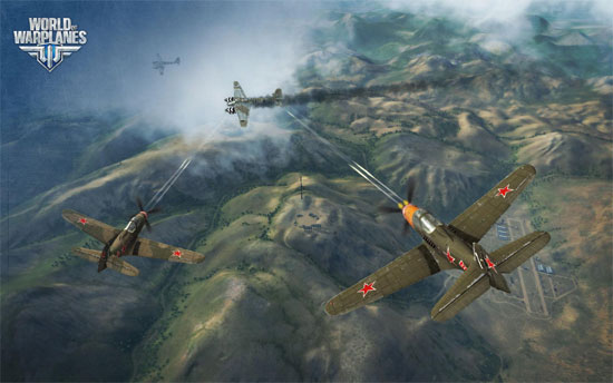 World of WarPlanes Open Beta!