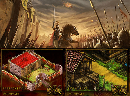 Avalon Lords (Kingdom of Knights) announced