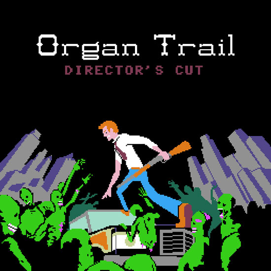 Organ Trail and Oregon Trail