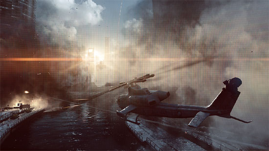 BATTLEFIELD 4 OPEN BETA BEGINS OCTOBER 4