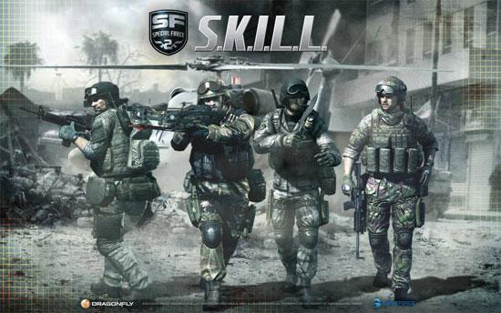 S.K.I.L.L Special Force 2