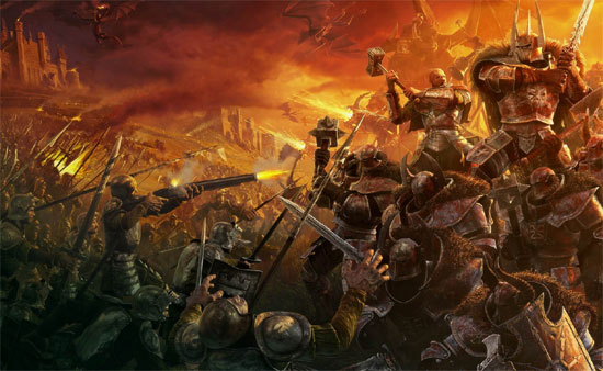 Warhammer Online: Age of Reckoning Close