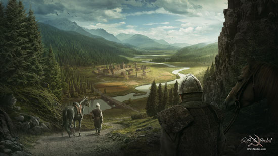 Life Is Feudal Announced