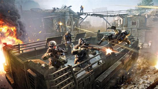Warface, open beta | alpha beta gamer.
