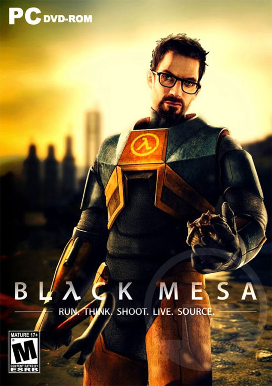 Black Mesa goes Retail!