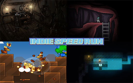 Indie Speed Run 2013 (Download) GamesPack