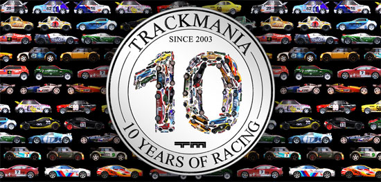 TrackMania Is Celebrating 10 Years With A Free Multiplayer Demo