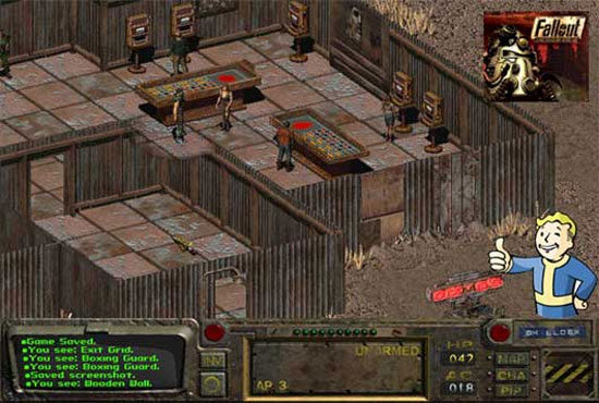Fallout 1, 2, and Tactics FREE for the next 48 hours on GOG!
