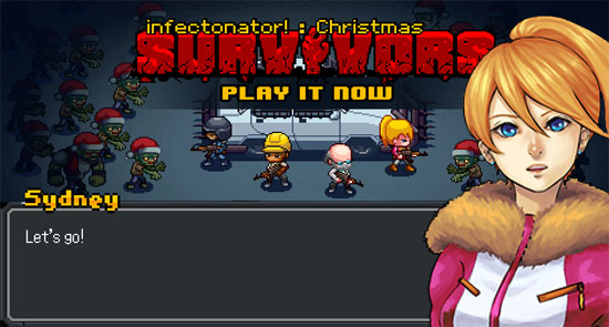 Infectonator! Survivors: Christmas
