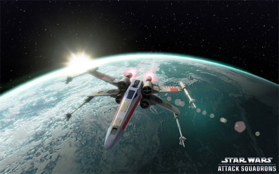Star Wars: Attack Squadrons Announced