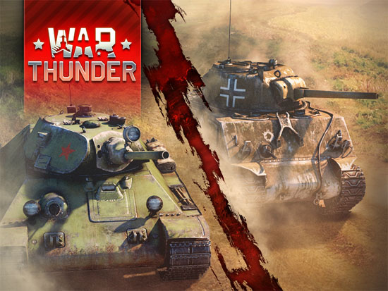 War Thunder: Ground Forces closed beta