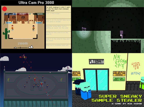 Ludum Dare 28 COMPO Top 100 pack