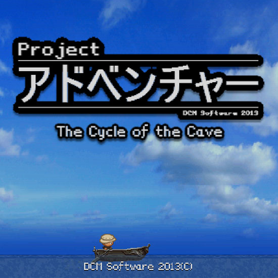 Project Adventure Game 'The Cycle of the Cave'