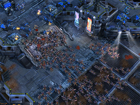 StarCraft 2 Arcade Now Completely Free!