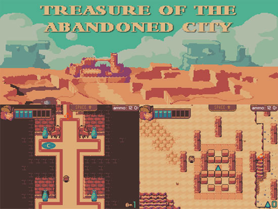 Tales Of The Renegade Sector: Treasure of the Abandoned City