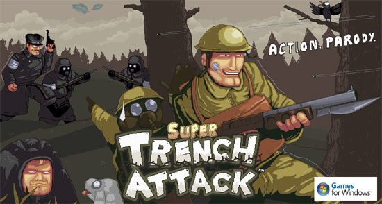 Super Trench Attack (demo)