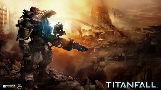 Titan Fall Closed Beta