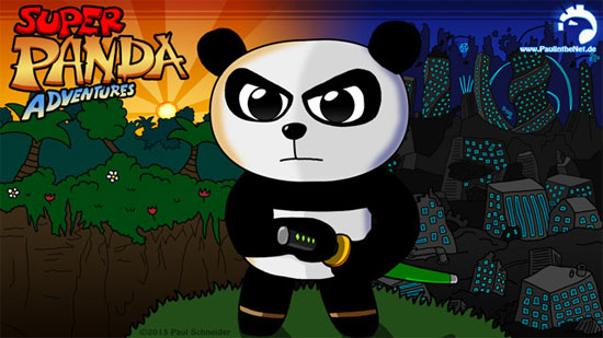 Super Panda Adventures (demo)