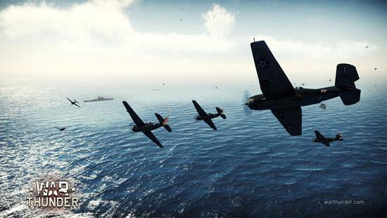 War Thunder Update 1.39