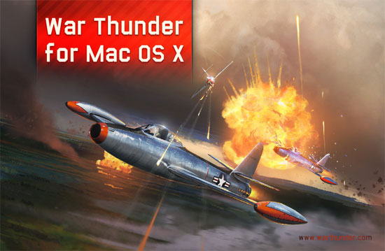Mac client launch! News war thunder.