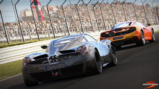 World of Speed – Game Play video