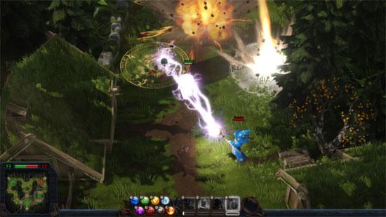 Magicka: Wizard Wars Open Beta
