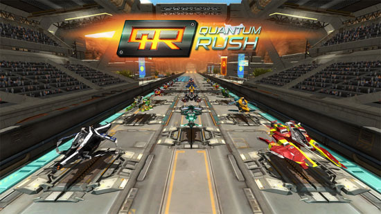 Quantum Rush asks players opinions