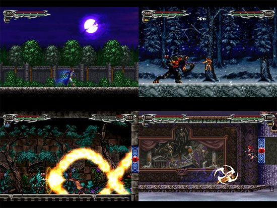 CastleVania Fighter
