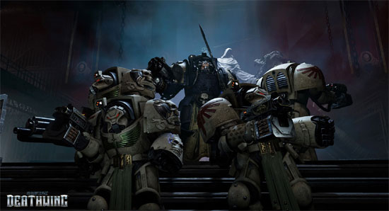 "SPACE HULK: DEATHWING – ""RISE OF THE TERMINATORS"" TRAILER"