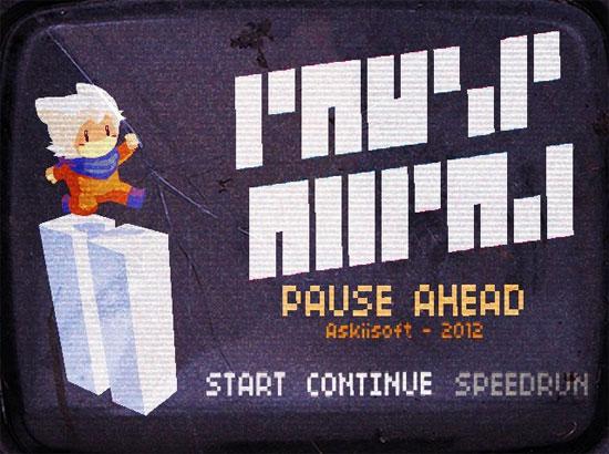 Pause Ahead – ポーズアヘッド