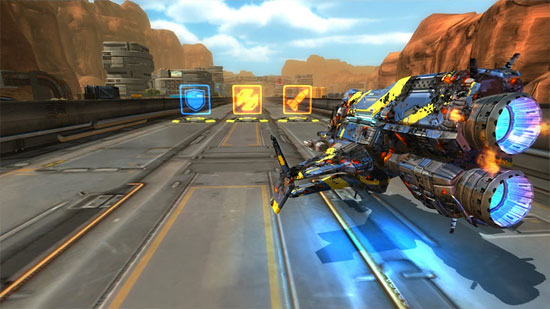 Quantum Rush Online now available on Steam!