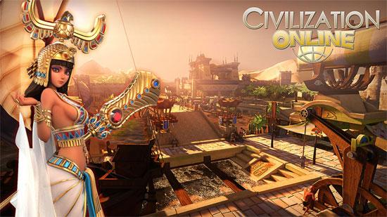 Civilization Online (in development)