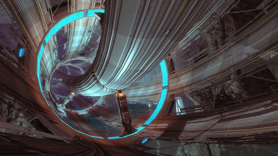 Quantum Rush Online big update and 2 new tracks