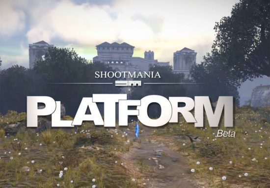 Shootmania Platform demo: all free this summer!‏