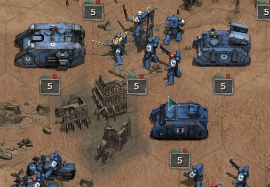 Warhammer 40,000: Armageddon Beta