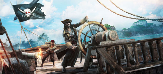 Assassin's Creed Pirates is free to play!