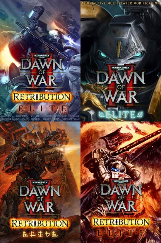 Dawn of War II Retribution – Elite Mod