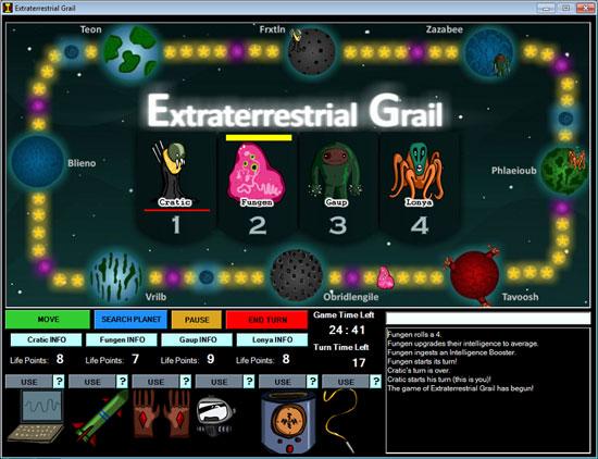 Extraterrestrial Grail v1.2.0.5