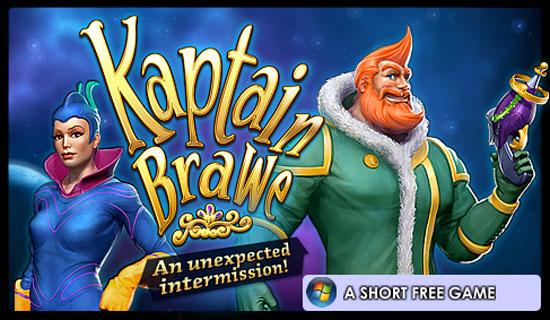 Kaptain Brawe: An Unexpected Intermission