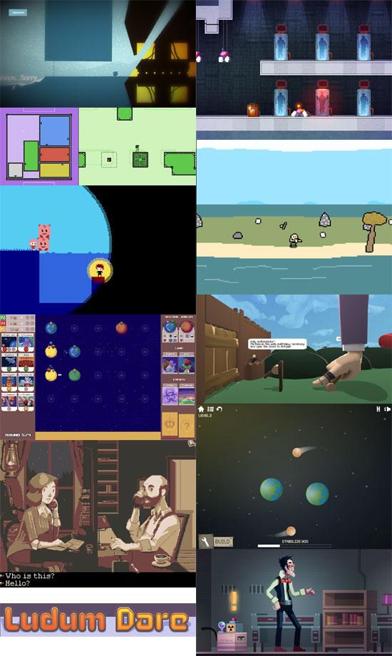 Ludum Dare 30 Top 5 Compo-Jam Gamepack