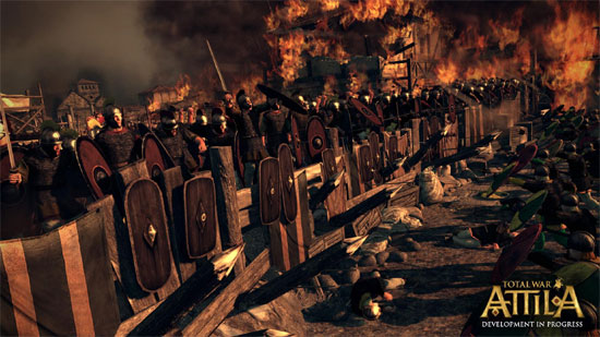 The next Total War game is Attila