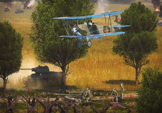 War Thunder: Update 1.43